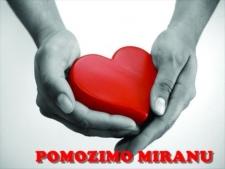 Humanitarna akcija za Mirana Drinovca