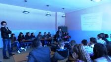 Predstavnici Omladinske banke posjetili školu