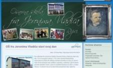 OŠ fra Jeronima Vladića - od danas online!
